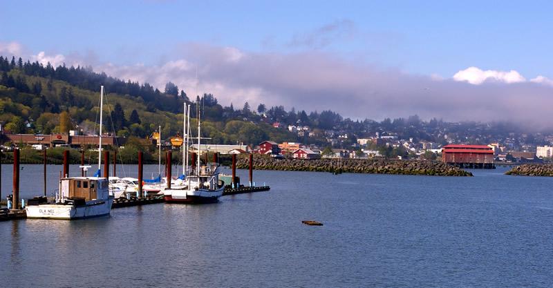 Astoria Oregon Boat Tours
